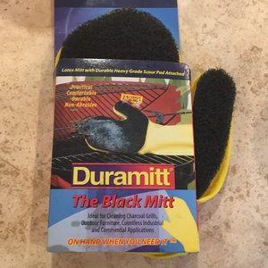 Duramitt The Black mitt glove
